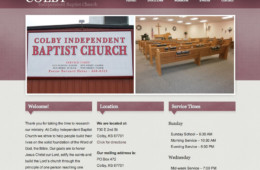 Colby Independent Baptist Church
